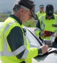 La frase de un Guardia Civil que salvó de la multa a un conductor a 228 km/h