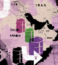 Petróleo e Irán, claves: el porqué de los ataques de Arabia a Yemen