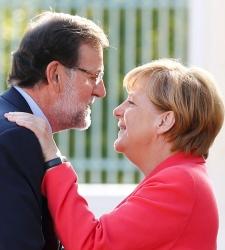 Merkel asegura que Alemania debería tomar ejemplo de España