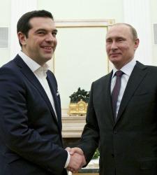Atenas planea un acuerdo con Moscú de hasta 5.000 millones de euros