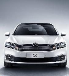 El Citroën C6 regresa con más confort que nunca... aunque solo en China