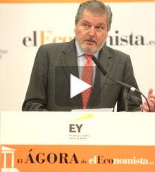 Méndez de Vigo se muestra dispuesto a estudiar el plan para un MIR educativo