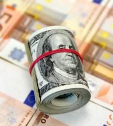 El atractivo de la bolsa europea aleja la paridad del euro y el dólar - 300x150