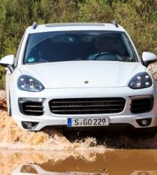 Porsche Cayenne Platinum Edition, un SUV dominado por el lujo