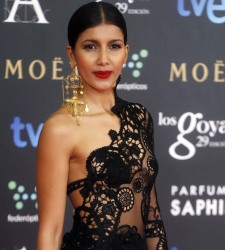 El vestido más revolucionario de los Goya 2015 es de Mariam Bachir - 375x200
