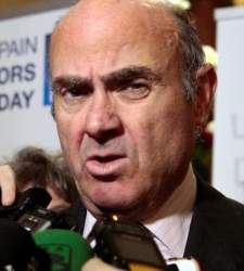 El Eurogrupo decide hoy si Luis de Guindos es el nuevo vicepresidente del BCE
