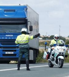 Un sindicato de la Guardia Civil denuncia presión para que los agentes multen