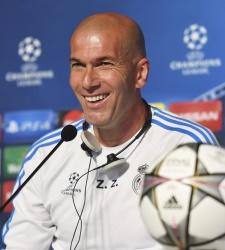 Zidane se pasa al cholismo para la final