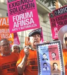 Los responsables de Afinsa seguirán, por ahora, en la calle tras la sentencia