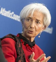 Lagarde confía en profundizar y acelerar el trabajo con Grecia