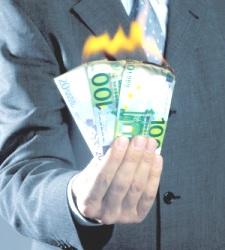 La banca paga seis veces menos por los depósitos que en el 2008