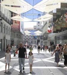 Preciados y Port de LAngel, las calles comerciales más caras de España