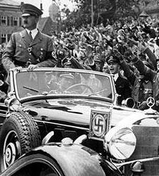 Las luces y sombras del colaboracionismo del automóvil con el nazismo de Hitler