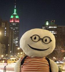 Stabri en NYC