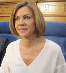 Cospedal pidió ser vicepresidenta y frustró los cambios de Rajoy - 300x150