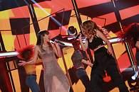 Aitana y Natalia cantaron 'Walking on sunshine' - 195x130