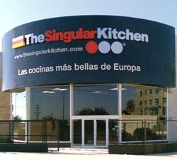 The singular kitchen crece en la comunidad de madrid de la mano de bricor - Bricor madrid ...