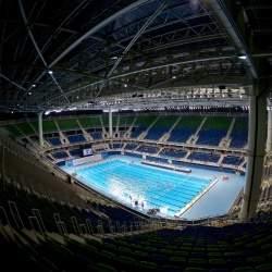Estadio Acuático Olímpico