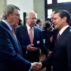 Encuentro con Peña Nieto