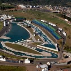 Estadio de Piragüismo Eslalon