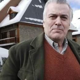 Luis Bárcenas: vacaciones en su chalet de un millón de euros