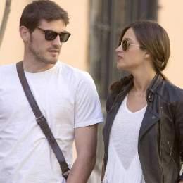 Sara Carbonero está muy enfadada y la culpa es de Iker Casillas