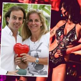 El marido de Arantxa Sánchez Vicario está con una gogó de Miami
