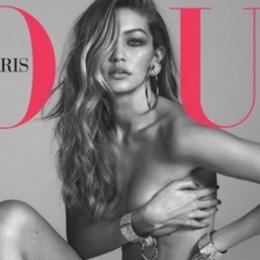Gigi Hadid, el cuerpo de los diez millones de fans