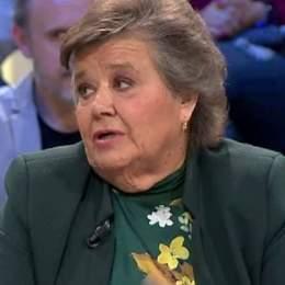 Cristina Almeida sobre Cifuentes: Era un máster en b para aprender a financiar en b