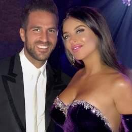 Cesc Fábregas lanza una pulla al ex marido de Daniella Semaan