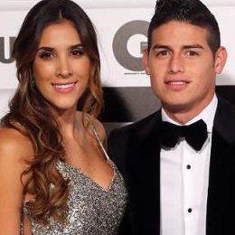 El ataque de celos de la mujer de James Rodríguez