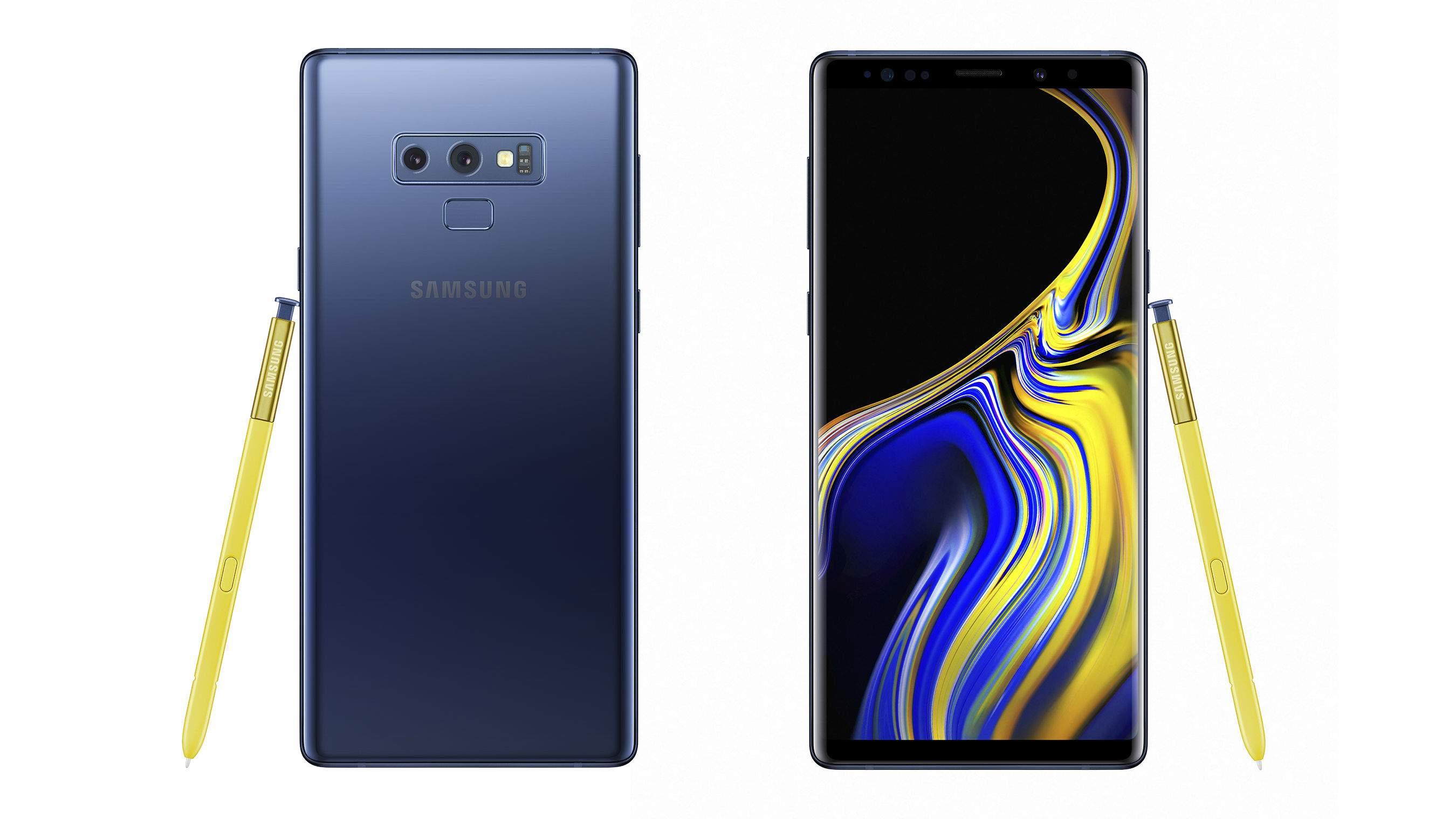 16ff65878df Llega el Galaxy Note 9  así es la última bestia de Samsung para resurgir  tras el fracaso del Galaxy S9 - elEconomista.es