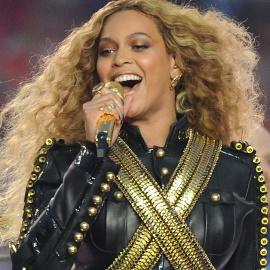 Beyoncé, la estrella de la Super Bowl