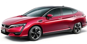 Otro coche de hidrógeno nipón: el rival de Honda para el Mirai