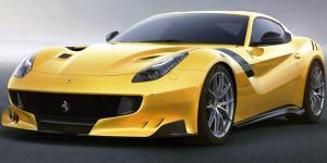 Desvelado el nuevo Ferrari F12tdf: la berlinetta se radicaliza