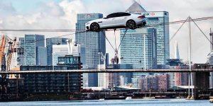 El nuevo Jaguar XF se presenta por todo lo alto