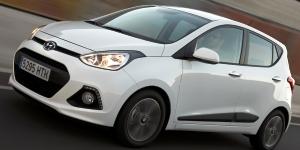 Hyundai i10 1.0 MPI: alumno aventajado