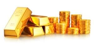 El oro no es un refugio para la Eurozona