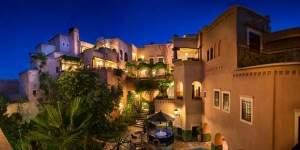 Desierto y montaña en Marruecos