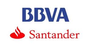 BBVA está a solo 14.500 millones en bolsa del Santander, la menor distancia en diez años