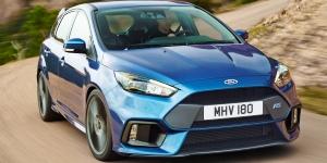 Nuevo Ford Focus RS: ¡a derrapar con sus 350 CV! - 300x150