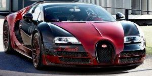 Bugatti dispone un brutal relevo para el Veyron: ¡1.500 CV y de 0 a 100 km/h en 2 segundos! - 300x150
