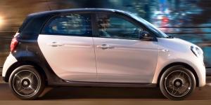Smart Forfour: un coche que regresa del olvido