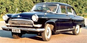 El soviet más americano: GAZ Volga, el coche de la élite comunista