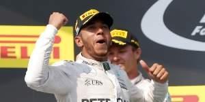 Hamilton ya es líder del Mundial