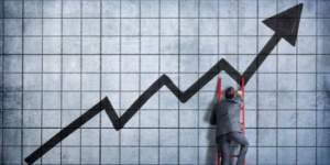 La capitalización de las grandes bolsas mundiales alcanza ya el peso de su PIB