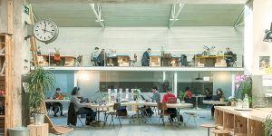 Trabajar en espacios compartidos, una tendencia al alza en España