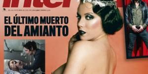 Samira, de MYHYV, desnuda en la portada de Interviú