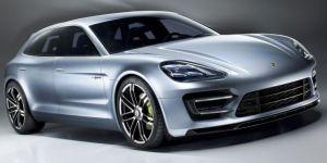 Porsche Pajun: el Panamera júnior que atacará a las berlinas