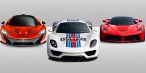 Ferrari, McLaren o Porsche: ¿quién tiene mejor híbrido? - 300x150